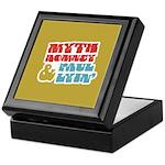 Myth Romney Paul Lyin Keepsake Box