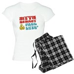 Myth Romney Paul Lyin Women's Light Pajamas