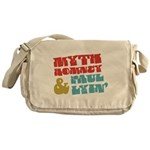 Myth Romney Paul Lyin Messenger Bag