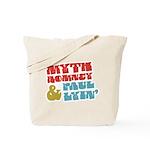 Myth Romney Paul Lyin Tote Bag