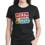 Myth Romney Paul Lyin Women's Dark T-Shirt