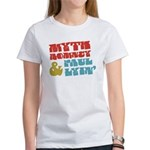 Myth Romney Paul Lyin Women's T-Shirt