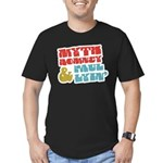 Myth Romney Paul Lyin Men's Fitted T-Shirt (dark)