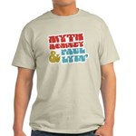 Myth Romney Paul Lyin Light T-Shirt