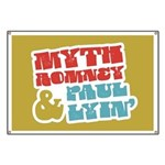 Myth Romney Paul Lyin Banner