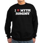 I Heart Myth Romney Sweatshirt (dark)