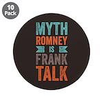 "Myth Frank 3.5"" Button (10 pack)"
