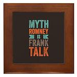 Myth Frank Framed Tile