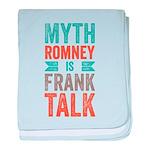 Myth Frank baby blanket
