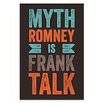 Myth Frank Large Poster