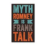 Myth Frank 35x21 Wall Decal