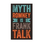 Myth Frank 20x12 Wall Decal