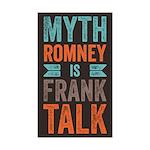 Myth Frank Sticker (Rectangle 10 pk)
