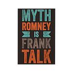 Myth Frank Rectangle Magnet (100 pack)