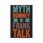 Myth Frank Rectangle Magnet