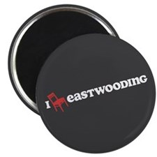 I Chair Eastwooding Magnet