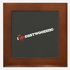 I Chair Eastwooding Framed Tile