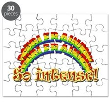 Double Rainbow Intense Puzzle