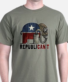 RepubliCAN'T T-Shirt