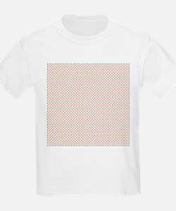 micro plaid T-Shirt
