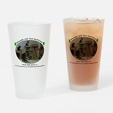 Miranda and her McKittens Drinking Glass