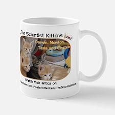 The Scientist Kittens Mug