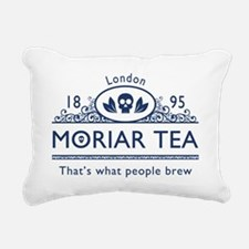 Moriartea New Version Rectangular Canvas Pillow