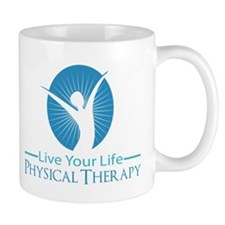 Live Your Life Physical Therapy Mug