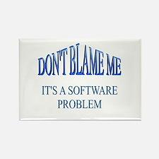 Software Problem Rectangle Magnet