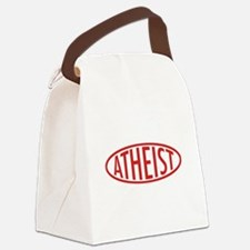 Atheist DuLogo Canvas Lunch Bag