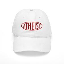 Atheist DuLogo Baseball Cap