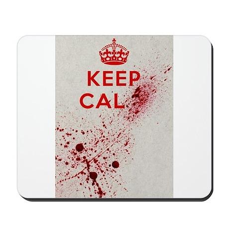 Dont keep calm Mousepad