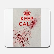 Dont keep calm Mousepad