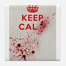 Dont keep calm Tile Coaster