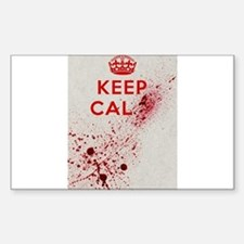 Dont keep calm Decal