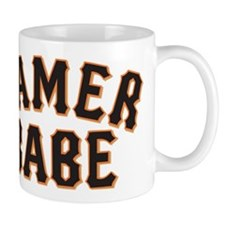 For all you GAMER BABES out there. Mug