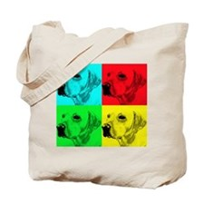 Pop Lab2 Tote Bag