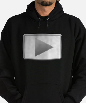 2-playbutton.psd Sweatshirt