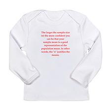 29.png Long Sleeve Infant T-Shirt