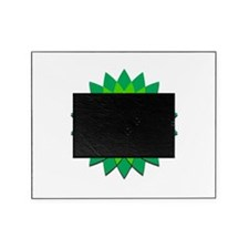 Atheist Flower Picture Frame