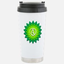 Atheist Flower Travel Mug