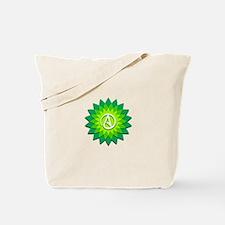Atheist Flower Tote Bag