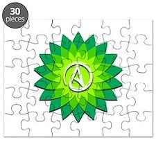 Atheist Flower Puzzle