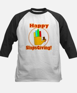 Happy Slaps Giving Tee