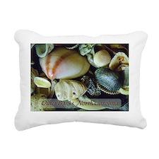 Cute North carolina Rectangular Canvas Pillow