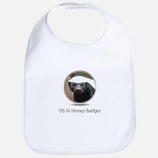 Operating System Honey Badger Bib
