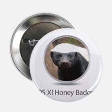 """Operating System Honey Badger 2.25"""" Button"""