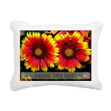 Unique Aberdeen south dakota Rectangular Canvas Pillow