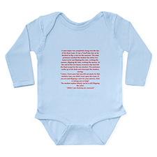 17.png Long Sleeve Infant Bodysuit