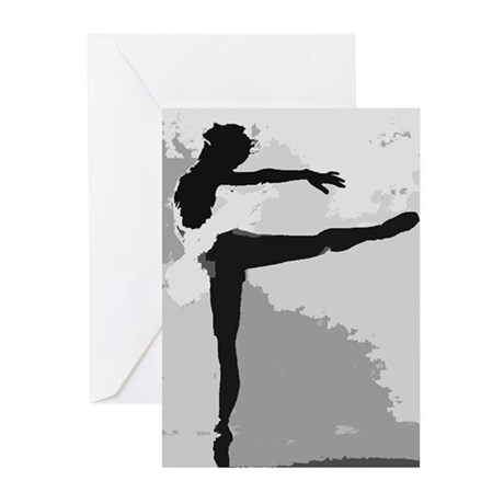Dance Greeting Cards (Pk of 10)
